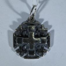 Крест иерусалимский