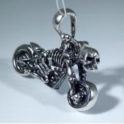 Подвеска Мотоцикл скелет