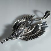 Бастет кошка с крыльями
