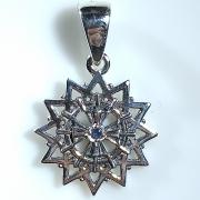 Звезда Эрцгаммы сапфиры