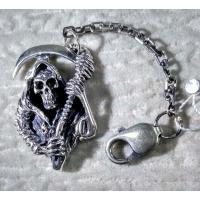 Брелок «Смерть с косой»