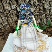 Кукла оберег успешница