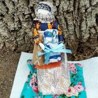 Кукла оберег Материнства