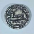 Монета рыбаку на удачу