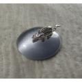 Серебряная статуэтка «Мышь»
