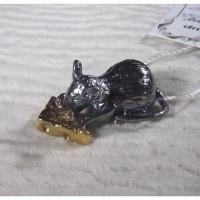 Статуэтка Мышка с сыром
