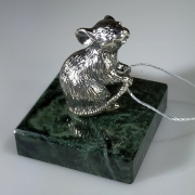 Статуэтка мышка